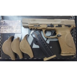 "SMITH & WESSON M&P9 5"" FDE..."